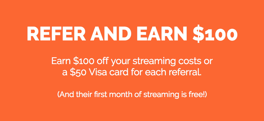Refer and Earn $100