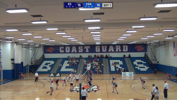 Volleyball Stream Camera Angle