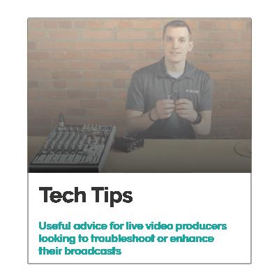Tech Tips #2