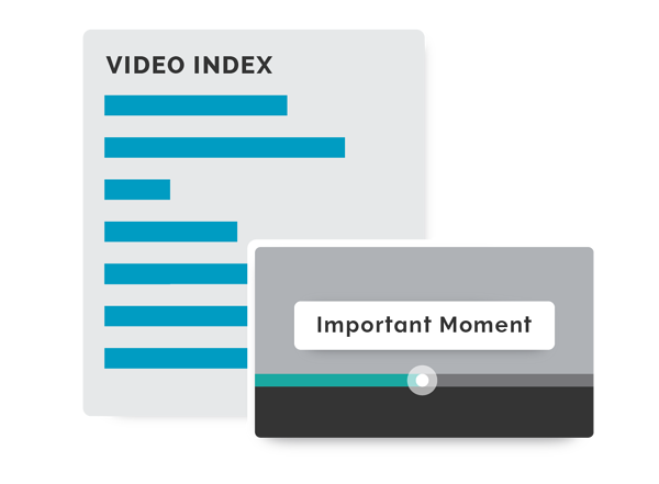 Video Marker and Index