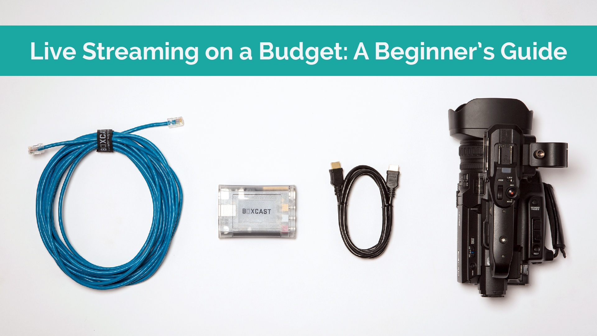 Live Streaming on a Budget
