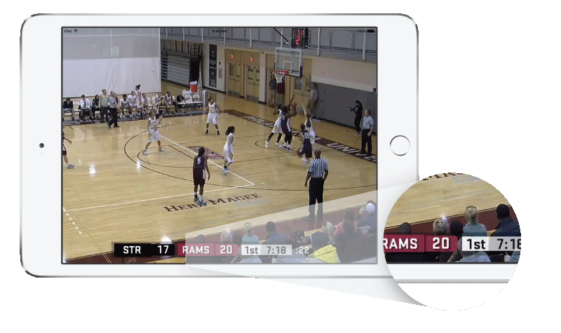 BoxCast : Live Video Streaming for Sports
