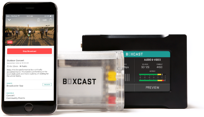boxcast devices